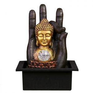 фонтан рука будды
