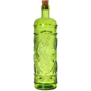 бутылка зеленая