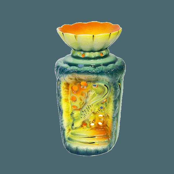 аромалампа саламандра