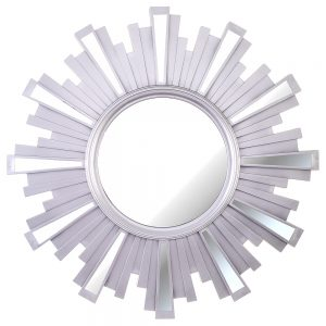 зеркало солнце с лучами
