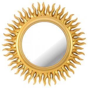 зеркало солнышко