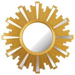 зеркало солнце золотое