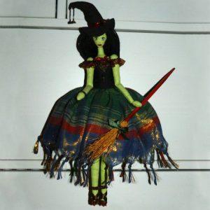 кукла ведьма ламия