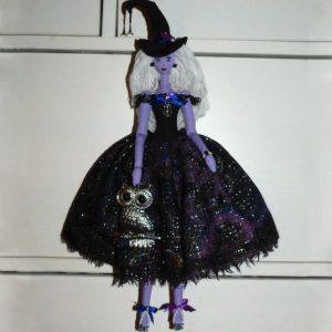 кукла ведьма мормо
