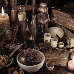 благовония для спиритизма