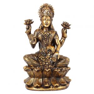 статуэтка богини лакшми