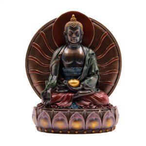 синий будда медицины