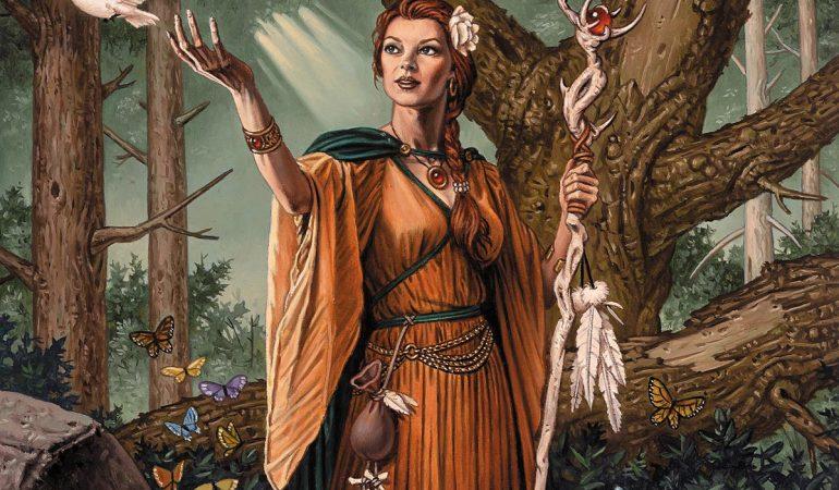 богиня фригг призвание