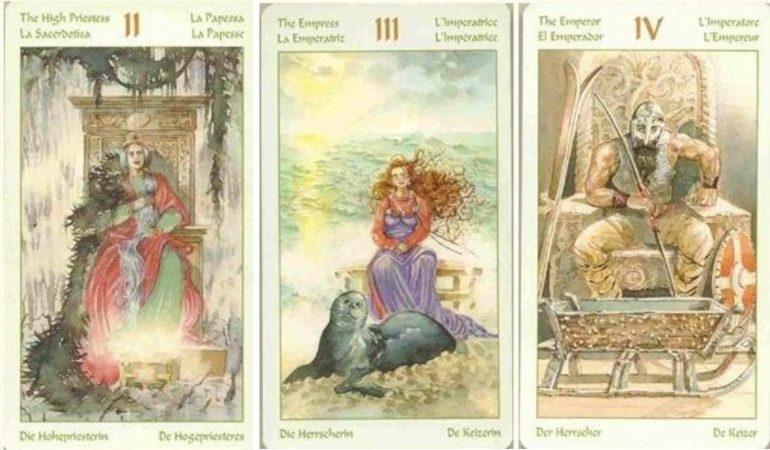 карты таро императрица