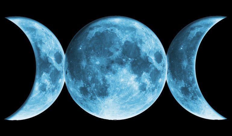 3 фазу луны