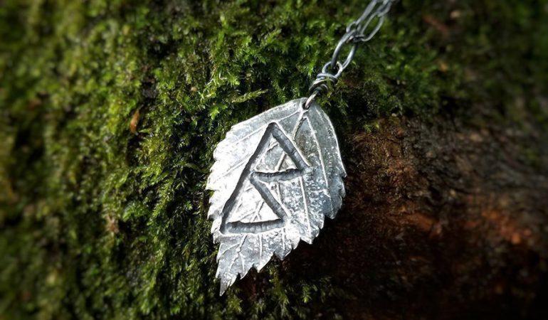 руна беркана значение и символизм