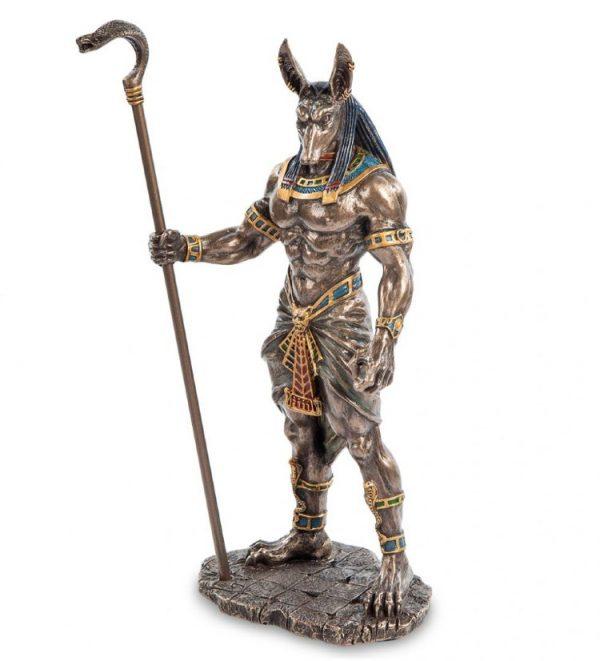 Бог египта Анубис