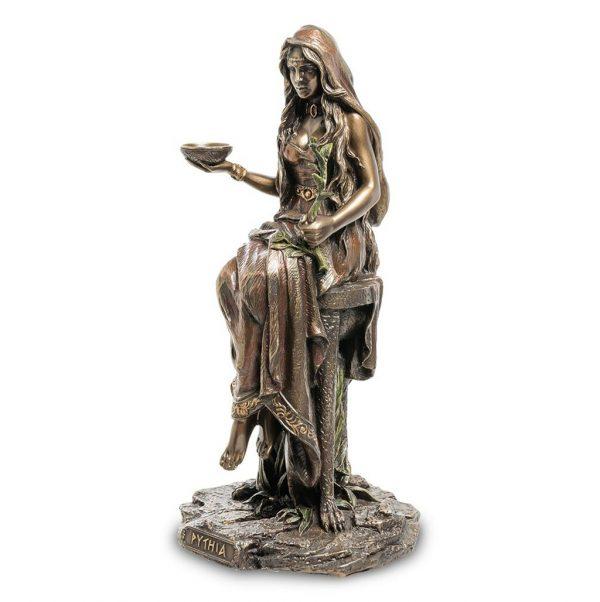 пифия богиня оракул
