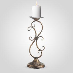 подсвечник 1 свеча