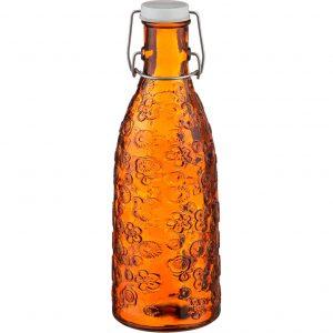бутылка цветное стекло