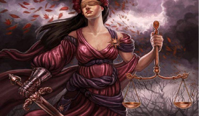 богиня фемида символизм