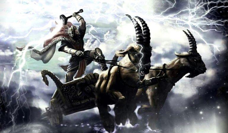 таро викингов проживание аркана колесница