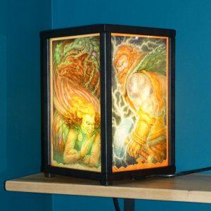 светильник ночник скандинавские боги