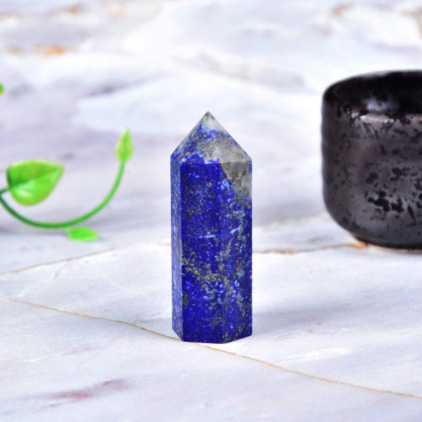 каменный кристалл Лазурит