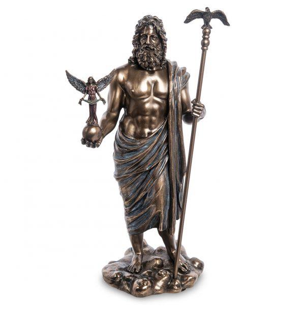 статуэтка алтарная зевс