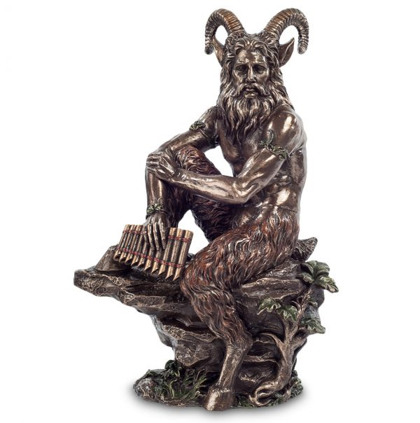 статуэтка пан лесной бог