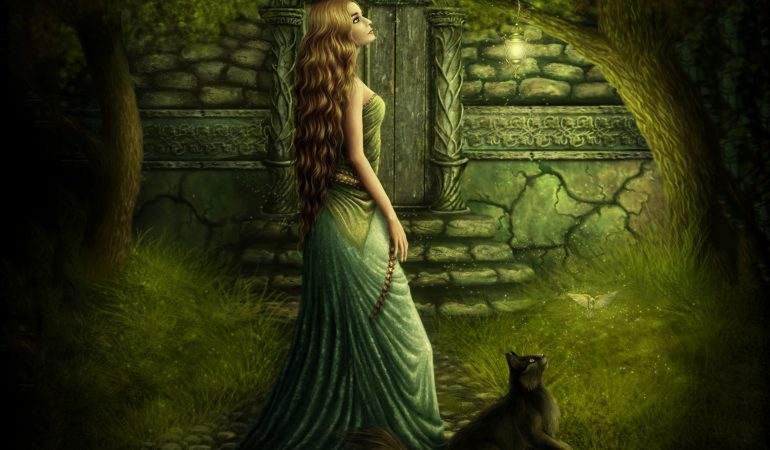 ведьма земли