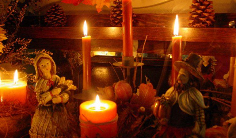 мабон день осени и урожая