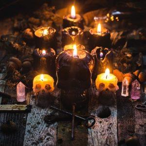 спиритический сеанс в нагваль