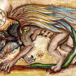 демон мархосиас