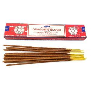 благовония кровь дракона сатья
