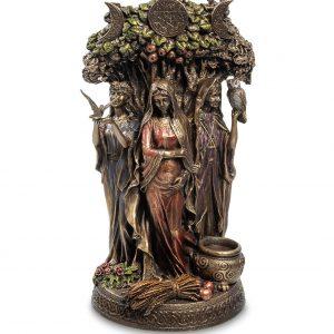 статуэтка триединая богиня