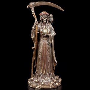 статуэтка святая смерть