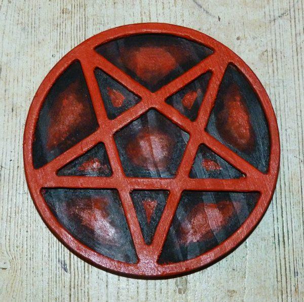 алтарная пентаграмма