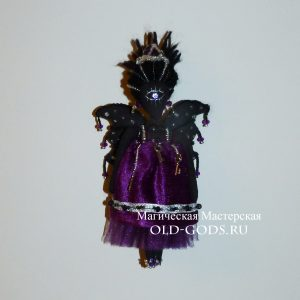 кукла помощник для магии асур