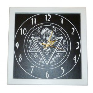 часы настенные графика