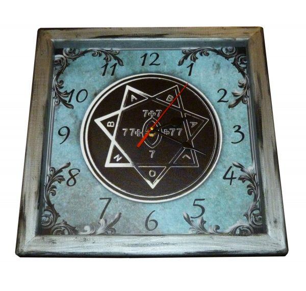 часы настенные бабалон