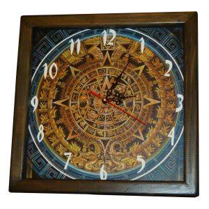 Часы древние майя